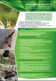 Expertises Naturalistes